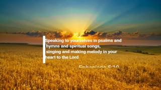 Worship in the Holy Spirit, singing in tongues