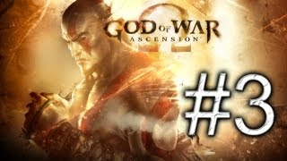 God of war ASCENSION - Modo historia en español (parte 3) (Elemento de fuego - ares)