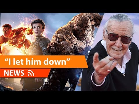 Fantastic Four Director Says he Failed Stan Lee & His Creations