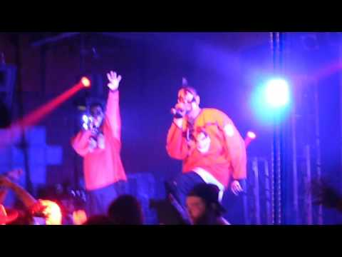 TWIZTID Fright Fest 2015 Intro / Nosferatu / Hom Sha Bom 10/23/15 Charlotte NC