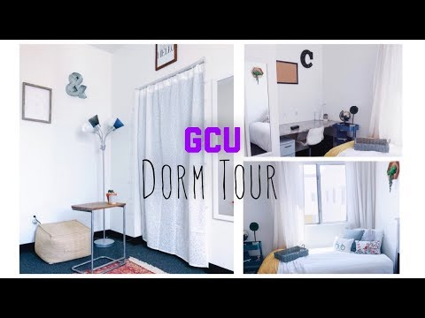 COLLEGE APARTMENT/DORM ROOM TOUR 2019 | Grand Canyon University