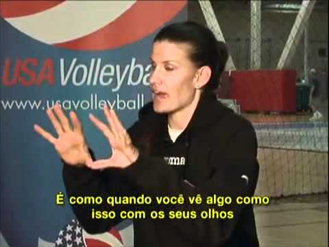 Stacy Sykora quer voltar ao Brasil e disputar os Jogos Olimpicos de Londres