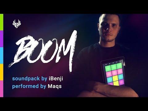 Drum Pad Machine | Boom