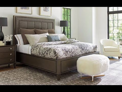 Ariana Bedroom Collection by Lexington Furniture - YouTube