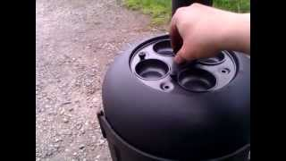 Diy Gas Bottle Stove