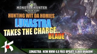 Monster Hunter Monday : Hanging with the Homies : Charge Blade
