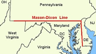 Caller: Republicans Have Moved The Mason-Dixon Line To The Canadian Border.