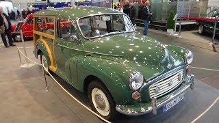 1971 Morris Minor 1000 Traveller - Bremen Classic MotorShow 2019