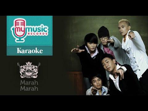 Wonder Boys - Marah-Marah (Official Karaoke Video)