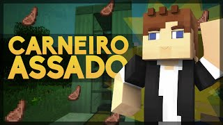 Farm de Carneiro Assado e Lã! - Redstone Tutorial 67