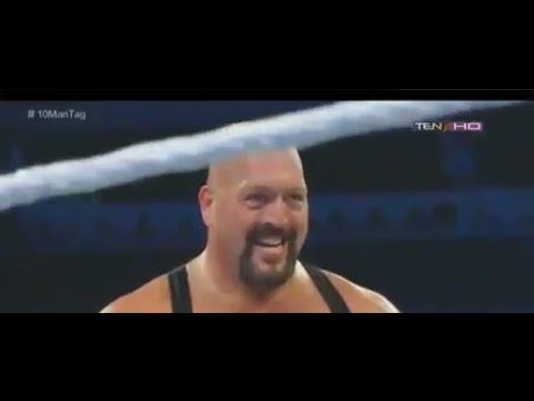 Roman Reigns,John Cena, Chris Jericho,Big Show,Mark Henry Vs Kane,Seth Rollins,Wyatt Family