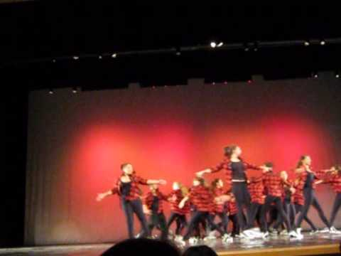 PEORIA HIGH SCHOOL PDT RECITAL  ALL DANCES 5 2 14