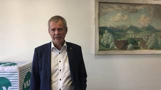 Robert Sturn - Wirtschaft und Arbeit wieder auf Normalbetrieb bringen