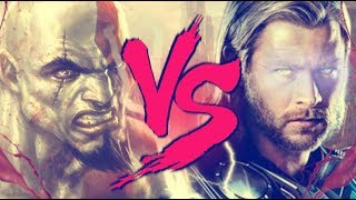 Download Kratos VS. Thor FT. HerickSom | Batalha de Rap MP3 song and Music Video