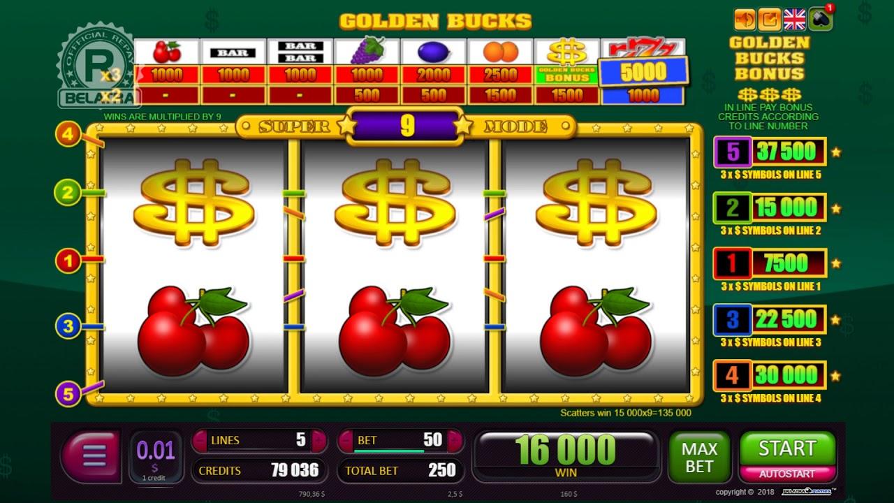 Online slot machines bonuses