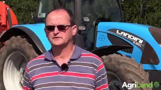 AgriLand: Real-life opinions;欧文·罗思韦尔说他为什么开兰迪尼拖拉机…金宝搏app下载
