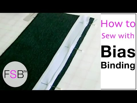 Sewing Bias Binding thumbnail