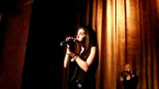 "Ariana Singing, ""Beautiful,"" When She Was 14"