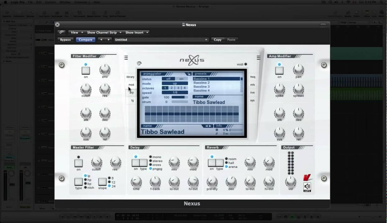 VST Plugin Nexus - Abundance of Quality Sound -