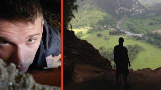 видео: Вот это находка! Он хотел переждать дождь в пещере, но, заглянув, бросился прочь...