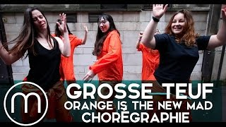 Choré Grosse Teuf n°6 — Orange is the new mad (offert par Netflix)