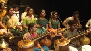 SIFAS Academy Day 2013 - Carnatic Orchestra
