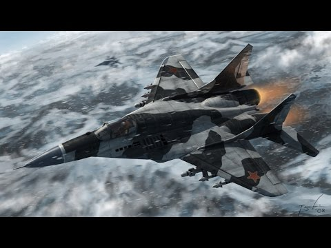 Bí Mật Máy Bay Tiêm Kích MiG-29