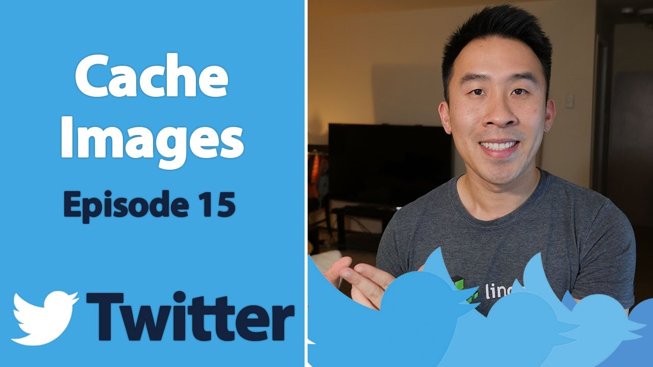 Swift 3: Twitter - Easy Caching and Loading Images using ...