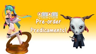 AmiAmi Pre-order Predicaments! Hatsune Miku/Yami Yugi + More!