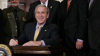 Did President Bush approve $50 billion for the wall in 2006? | Verify