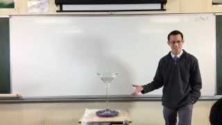 The Wine Glass (1 of 4): Pouring the Water