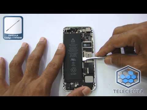 como-desmontar-o-apple-iphone-5s,-como-desmontar-o-iphone-5s---telecelula