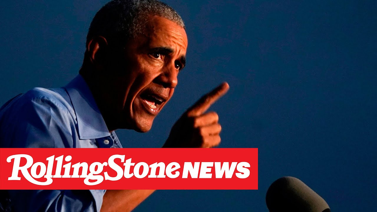 Watch Obama Torch Trump During His Debut Campaign Event for Biden | RS News 10/22/20