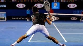 Tennis Return Of Serve   Master Your Return In 2 Steps