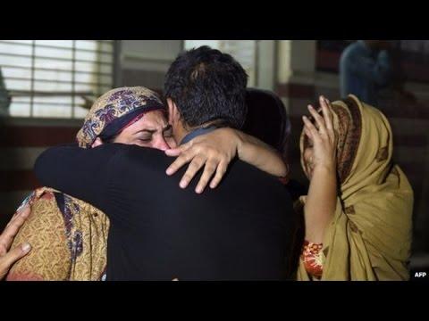 Heatwave in Pakistan's Sindh province leaves 120 dead