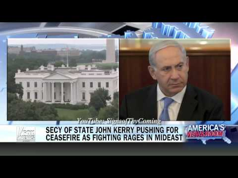 Psalm 83 : Escalating violence in Gaza overshadows hope for peace negotiations (Jul 22, 2014)
