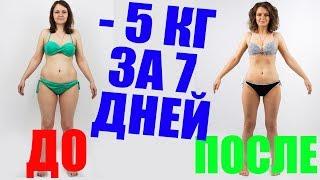 Диета для похудения / 5 КГ за Неделю /КАК ПОХУДЕТЬ? /  Кефирная диета / Диета 2019