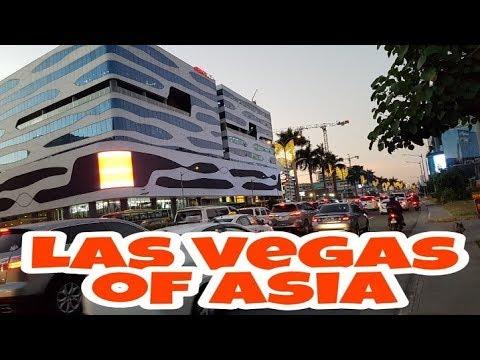 Philippine Entertainment City-The New Las Vegas