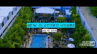 New Electro House EDM Mix Julio 2016(Nombres y Descarga de cada track)