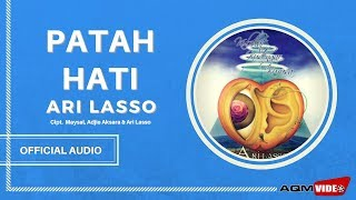 Ari Lasso - Patah Hati | Official Audio