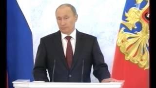 Путин агитирует за качественный секс