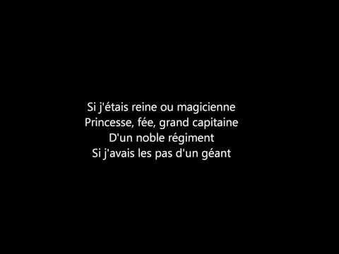 Si... - Zaz (Lyrics)