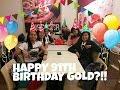 91th Birthday of GOLD!!!??