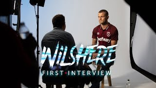 JACK WILSHERE: WHEN I THINK OF MY CHILDHOOD, I THINK OF WEST HAM