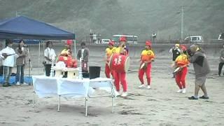 東日本大震災・いわき市・エイサーの皆さんによる慰霊祭