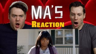 Ma - Trailer Reaction/Review/Rating