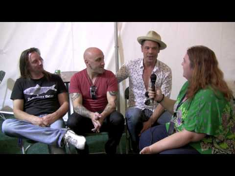 Big Wreck Interview