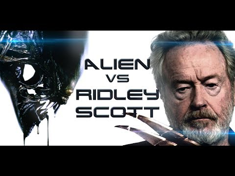 ALIEN vs RIDLEY SCOTT: What went wrong