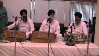 Bhai Surinder Singh Jodhpuri Sabka Hazoori Ragi - 7-15-13 - Live SRS Chicago