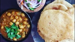 Choley bhature combo/Delicious chole bhature recipe/Homemade chole bhature /स्वादिस्ठ छोले भटूरे